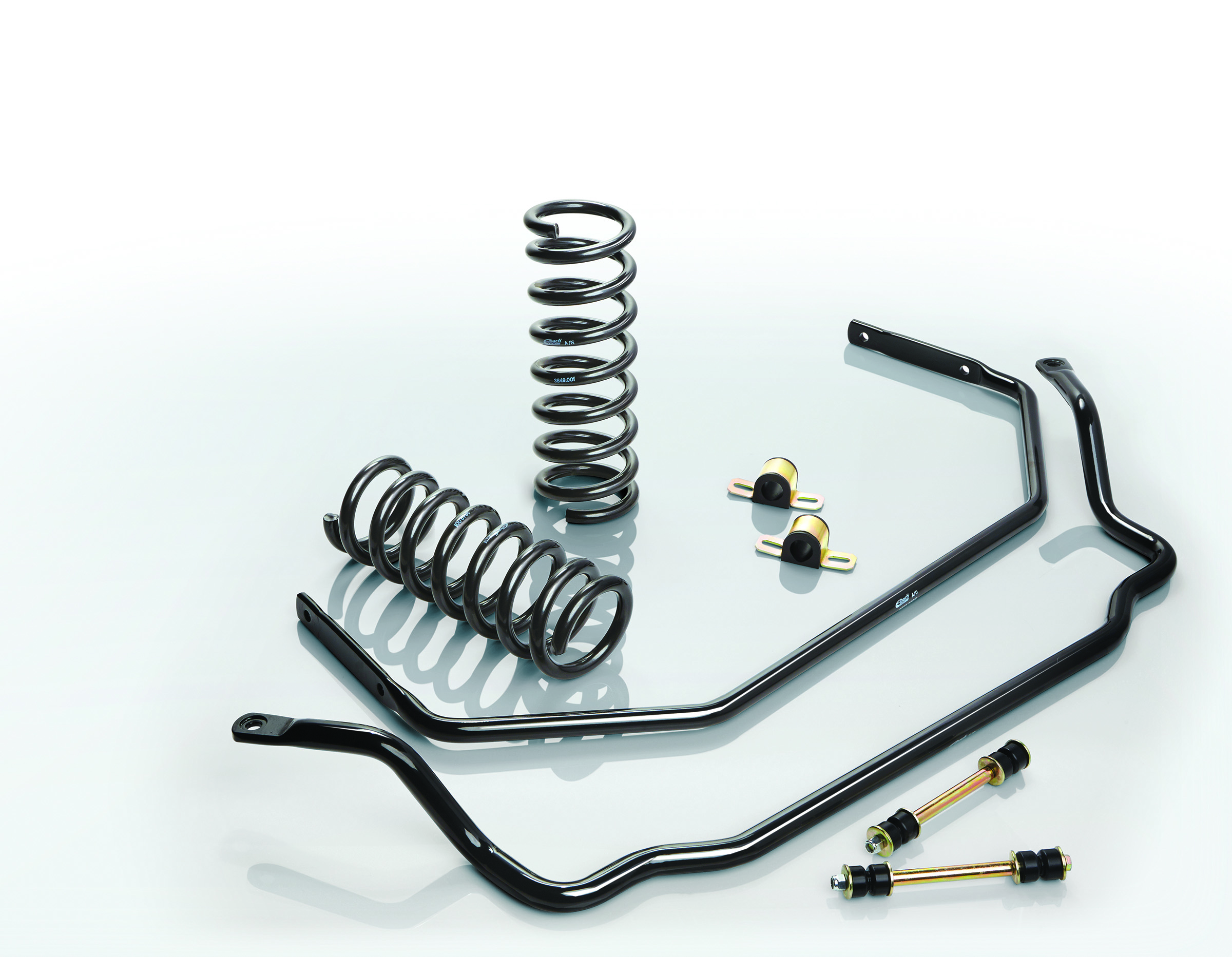 Coil Spring Lowering Kit / Stabilizer Bar Kit