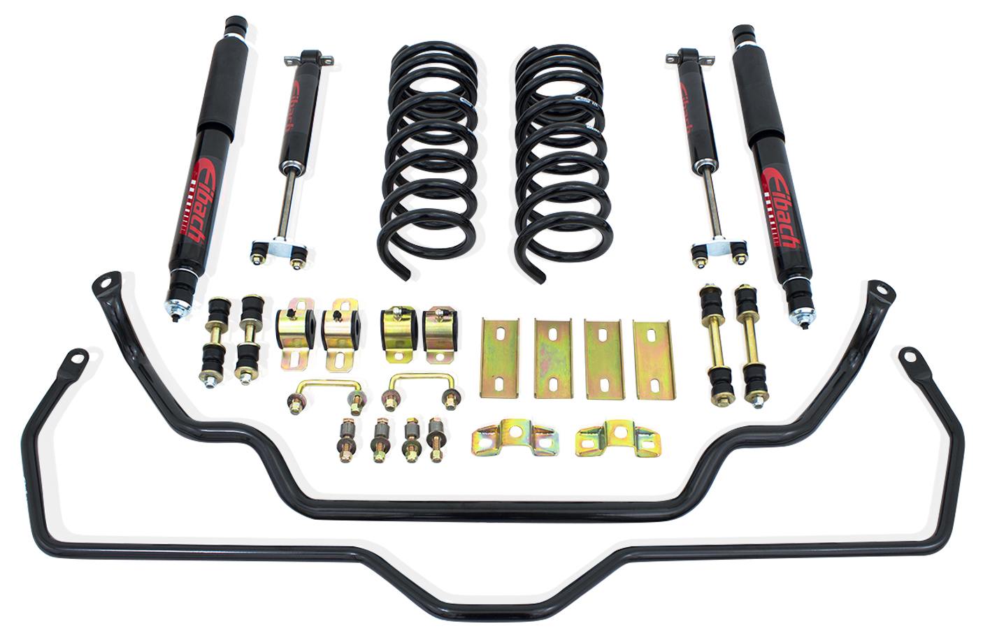 Coil Spring Lowering Kit / Shock Absorber Kit / Stabilizer Bar Kit